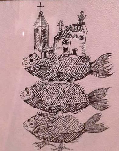 Ribe (Silba)
