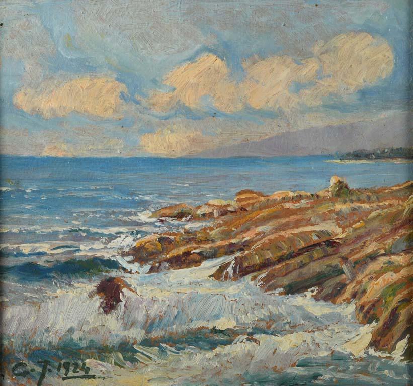 Morski krajolik