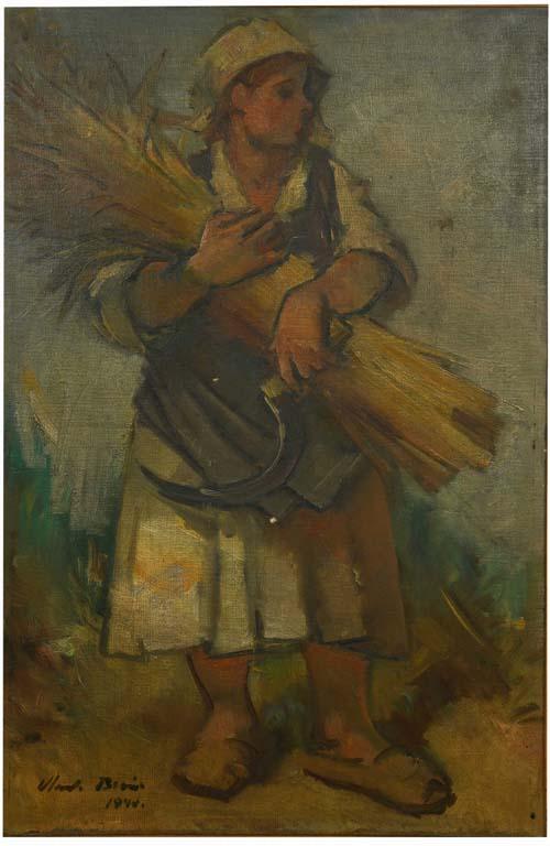 Žetelica, 1948.g.