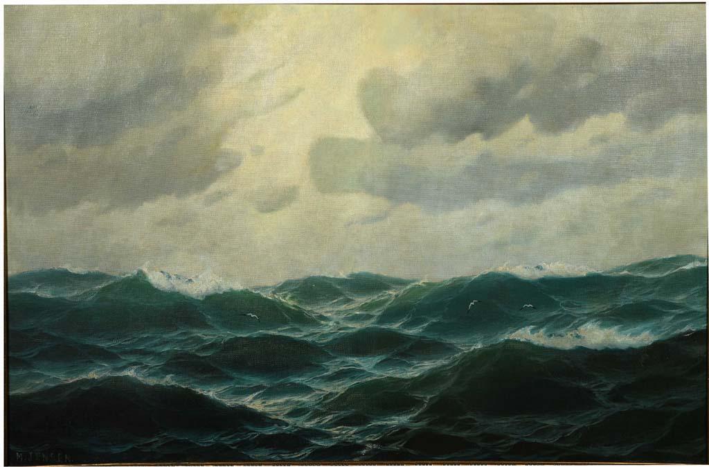 Uzburkano more