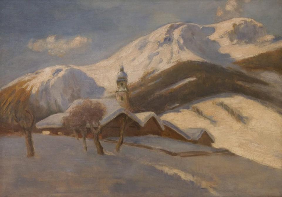 Zimski pejzaž