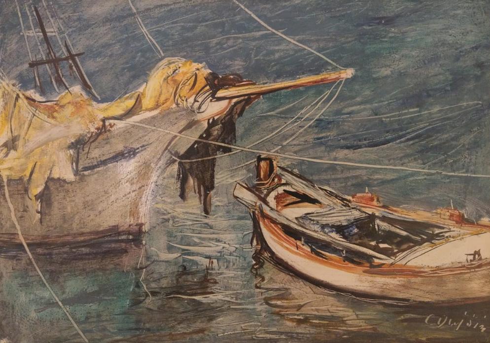 Dvije barke